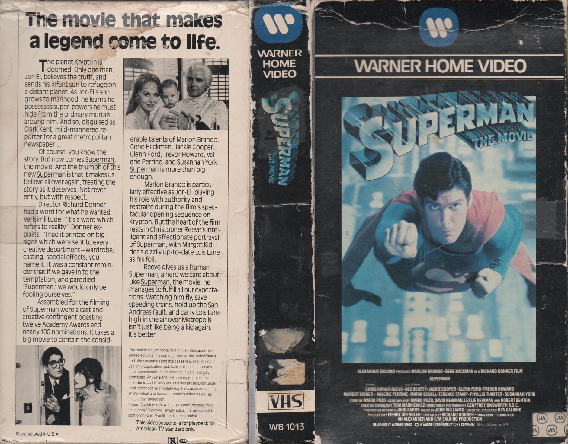 Old vhs movie part 3 of 3 the finale - 1 8