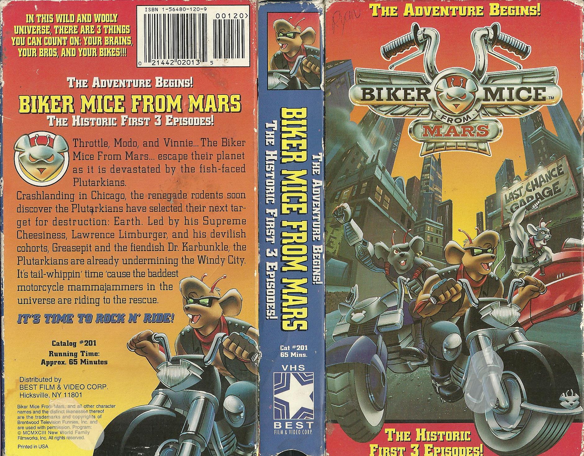 biker mice from mars movie - photo #7