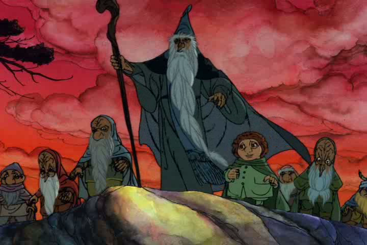 Lord Of The Rings Cartoon Streaming