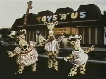 Toys R Us is much more dangerous than I had remembered. Weu0027re safely in the TMR now being carried gently by the timewarp. As frightening as those last few ... & Retro-Daze - Article