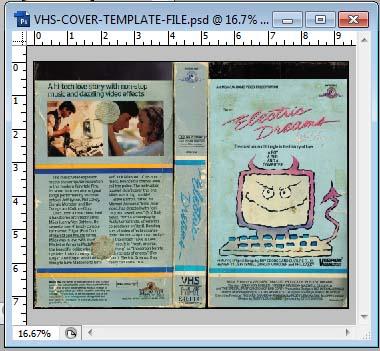 retro daze thread vhs covers