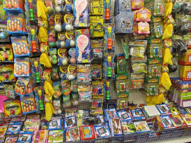 Toys From Dollar Tree : Retro daze article