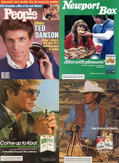 Speaking Of Which You Couldnt Pick Up An Issue People Magazine In The 80s Without Being Bombarded With 2 To 3 Cigarette Ads Filled Colorful