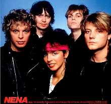 The Band Nena Took Its Name From Nickname And Stage Of Their Female Lead Vocalist Song Is 99 Luftballons Which Became
