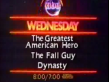 Wednesday On ABC In 1982