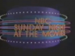 NBC Sunday Night Movie Bumper