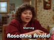 Roseanne - Life and Stuff