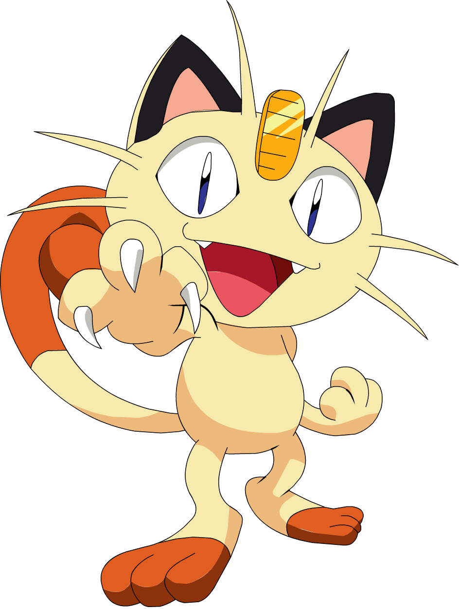 """Meowth, that's right!"""