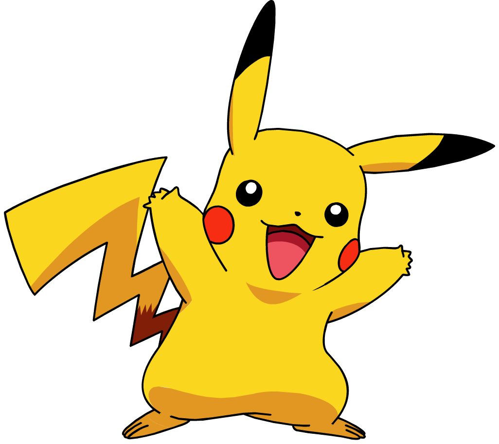""" Pikachu, I Choose You!"""