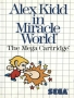 Sega  Master System  -  Alex Kidd in Miracle World (Front)