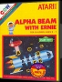 Atari  2600  -  Alpha Beam with Ernie (1983) (Atari)