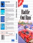 Sega  Master System  -  Battle Out Run